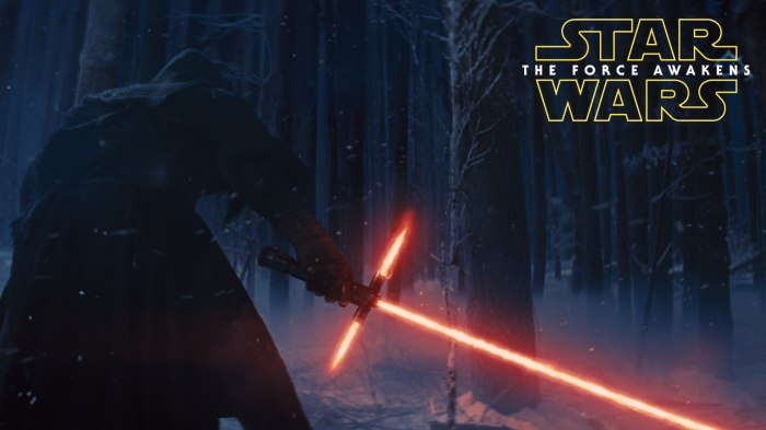 "Review: ""Star Wars: The Force Awakens"""